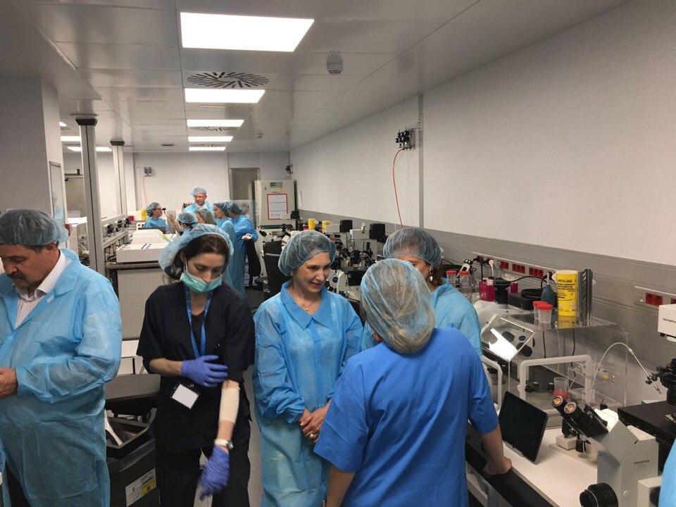 cADRa EP6 Q - Тренинг в крупнейшей испанской сети клиник «IVI»