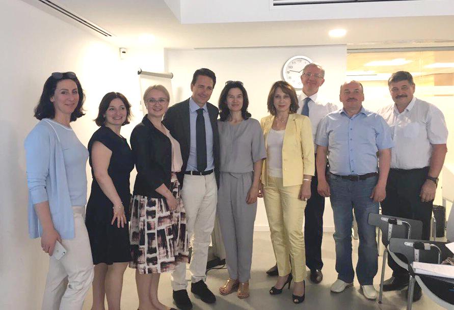 chmpa - Тренинг в крупнейшей испанской сети клиник «IVI»