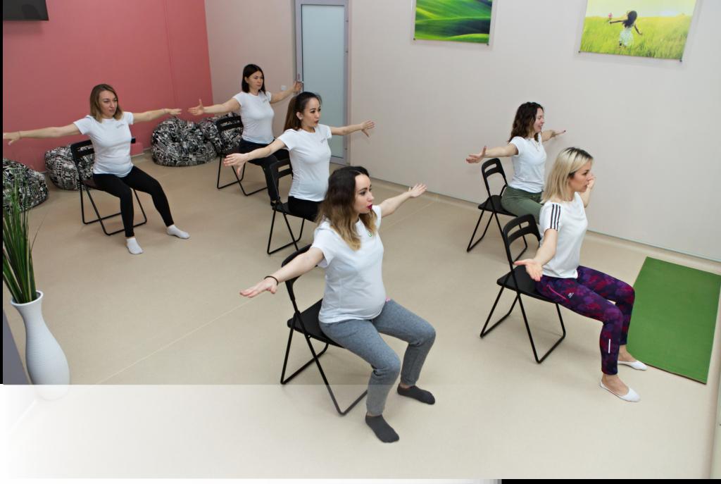 Gimnastika dlya beremennyh 1024x687 - Йога для беременных